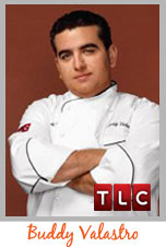 TLC's Cake Boss - Buddy Valastro
